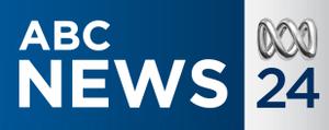 ABC News (TV channel) - ABC News 24 logo (22 July 2010 - 9 April 2017)