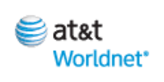 AT&T Internet Services - Image: AT&T World Net logo 2006 present
