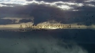 A History of Scotland - First episode titlecard