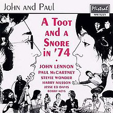 A Toot And Snore In 74
