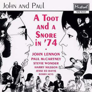 A Toot and a Snore in '74 album cover