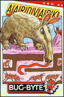 Aardvark Commodore 64 Aardvark (video game) ...