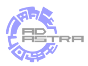 Ad Astra (convention) - Image: Ad Astra Convention Logo