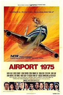 <i>Airport 1975</i> 1974 film