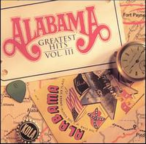 Greatest Hits Vol. III (Alabama album) - Image: Alabamahits 3