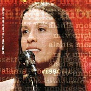 MTV Unplugged (Alanis Morissette album) - Image: Alanis Unplugged album cover