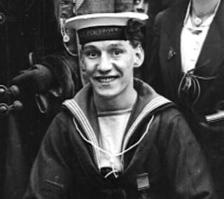 Albert Edward McKenzie Recipient of the Victoria Cross