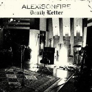 Death Letter (EP) - Image: Alexisonfire Death Letter EP