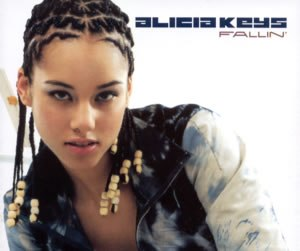 Fallin' (Alicia Keys song) - Image: Alicia keys fallin single