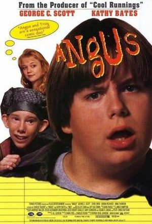 Angus (film) - Image: Angus movie 1995