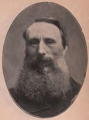 A. J. Mundella - Anthony Mundella c1895