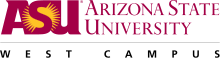 Arizona State University at the West campus.svg