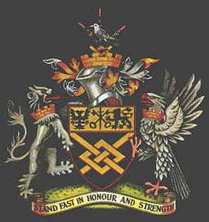 London Borough of Merton - Image: Arms merton lb