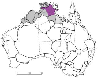 Macro-Gunwinyguan languages Australian Aboriginal languages