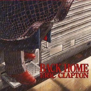 Back Home (Eric Clapton album) - Image: Back home cover