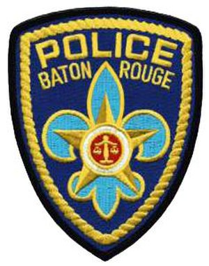 Baton Rouge Police Department - Image: Baton Rouge Police Department Patch