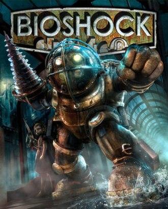 BioShock - Image: Bio Shock cover