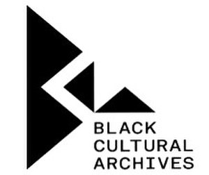 Black Cultural Archives - Image: Black Cultural Archives logo