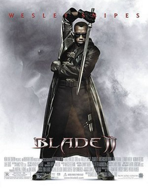 Blade II - Theatrical release poster
