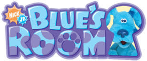 Blue's Room - Image: Blues Room Logo