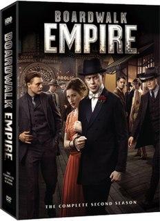<i>Boardwalk Empire</i> (season 2) Season of television series
