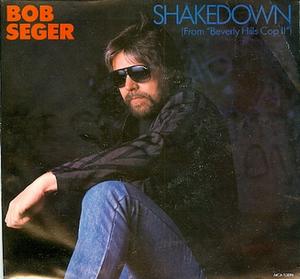 Shakedown (Bob Seger song) - Image: Bob Seger Shakedown single