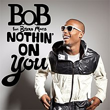 B.o.B featuring Bruno Mars — Nothin' on You (studio acapella)