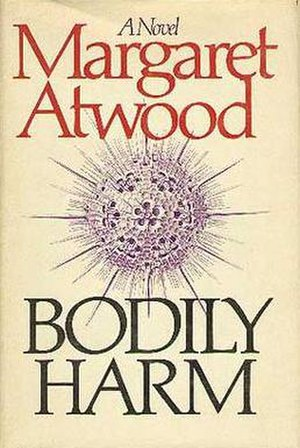Bodily Harm (novel) - First edition cover
