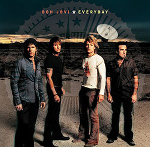 Everyday (Bon Jovi song) - Image: Bon Jovi Everyday