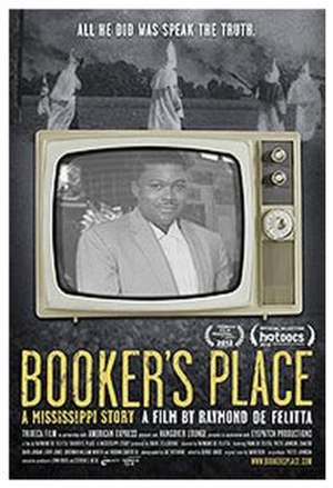 Booker's Place: A Mississippi Story - Theatrical release poster