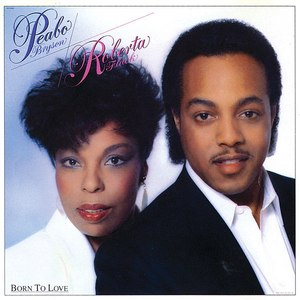 Born to Love (Peabo Bryson and Roberta Flack album) - Image: Born to love (album cover)