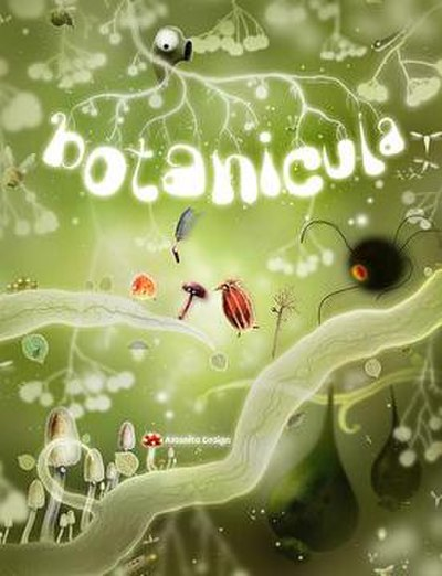 Picture of a game: Botanicula