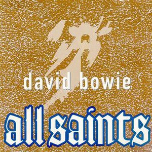 All Saints (David Bowie album) - Image: Bowie All Saints 1993