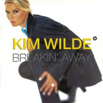 Breakin' Away (song) - Image: Breakin away Kim Wilde