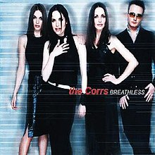 The Corrs — Breathless (studio acapella)