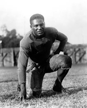 Brice Taylor - Taylor while playing at USC, c. 1925