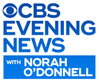 CBS Evening News with Norah O'Donnell logo.png