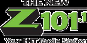 CFLZ-FM - CFLZ-FM-era Z101.1 logo