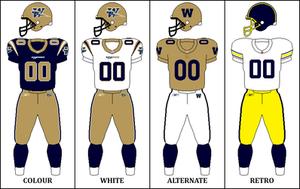 2009 Winnipeg Blue Bombers season - Image: CFL WPG Jersey 2009