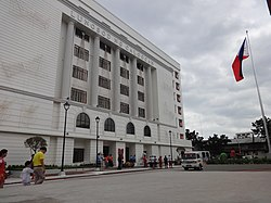 Caloocan City Hall (South)