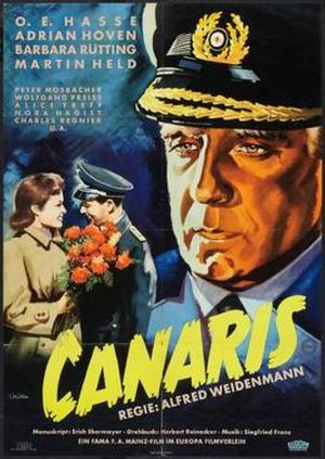 Canaris (film) - Image: Canaris (film)