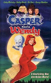 <i>Casper Meets Wendy</i> 1998 American film directed by Sean McNamara