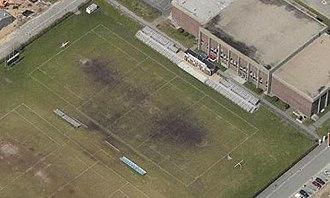 Cape Cod Crusaders - Crusaders' current stadium at Massachusetts Maritime Academy