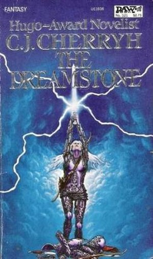 The Dreamstone (novel) - First edition cover