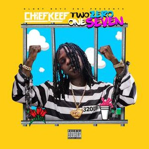 Two Zero One Seven - Image: Chief Keef Two Zero One Seven