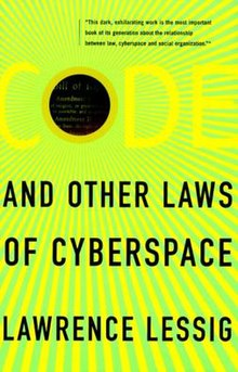Code and Other Laws of Cyberspace (book) cover art.jpg