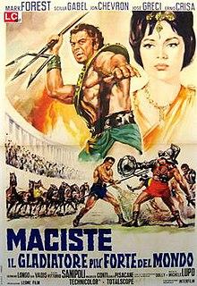 <i>Colossus of the Arena</i> 1962 film