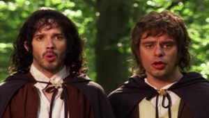 The Actor (Flight of the Conchords) - Image: Conchords 111 The Actor