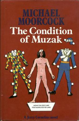 The Condition of Muzak - Dust-jacket from the first edition