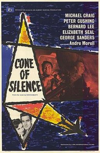 Cone of Silence (film) - Theatrical poster